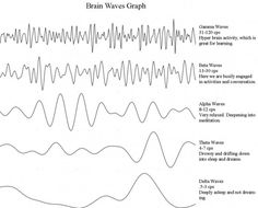 description of all discovered brain waves. Includes: Alpha, Beta, Theta, Delta, Gamma, Lambda and Epsilon waves and how to apply brainwave entrainment.