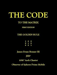 Sevan Bomar - The Code to the Matrix - 1/3 share with all you know