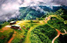 Nilgiri Hill Resort Bandarban Bangladesh