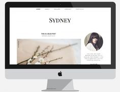Download #Premade #Blogger #Template - SYDNEY - http://luvly.co/items/3814/Premade-Blogger-Template-SYDNEY