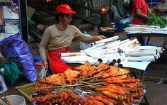 Muang Bokeo Huay Xai Market - Laos