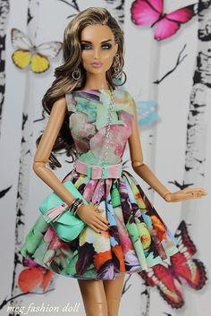 New outfit for Kingdom Doll / Deva Doll /Modsdoll/Numina/66