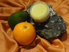 "***NEU** Haarbutter ""Avocado-Orange""***NEU von *Soap-Dream`s Manufaktur* auf DaWanda.com Auch gerne auf www.soapdreams-manufaktur.com"