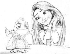 19 Best Rapunzel Disegni Da Colorare Images Rapunzel Rapunzel