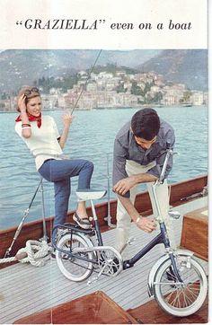#Graziella un modello iconico: si fecero largo dagli anni 60. Erano viste come accessorio alla moda e status symbol