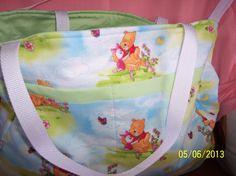 Winnie the pooh diaper bag  pursespillowsandmore.etsy.com