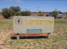 Welcome to Laverton