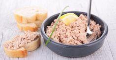 Recette de Rillettes express au saumon. Facile et rapide à réaliser, goûteuse et diététique. Ingrédients, préparation et recettes associées.