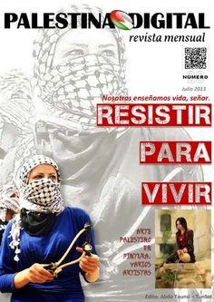 Revista PALESTINA DIGITAL - Julio 2013