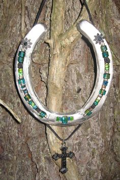 1000 Images About Horseshoe Crafts On Pinterest Beaded