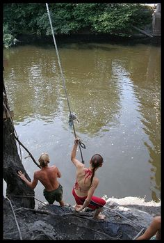 Gotta swing, cant wait for the next float trip.