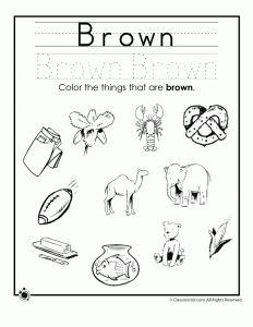 94cb616536f92c47bc79c0f3d48938bd worksheets for preschoolers brown worksheet preschool gray worksheet preschool & crafts pinterest colors, gray and on slide flip turn worksheet