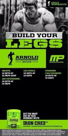 Build Your Legs