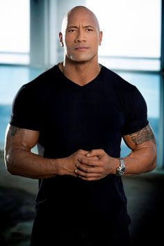 Dwayne Johnson│The Rock - #Dwayne