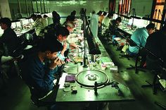 Saurashtra: the largest diamond cutting centre in the world for diamonds under 1 carat.