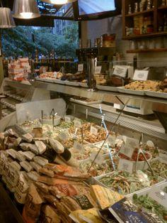 Deli. Sandwiches. Italian foods.
