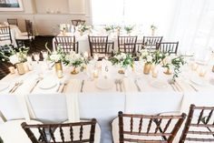 Connecticut Wedding and Event Florist Rectangle Wedding Tables, Long Table Wedding, Rectangle Table, Wedding Inspiration, Design Inspiration, Centerpieces, Table Decorations, Table Settings, Mystic