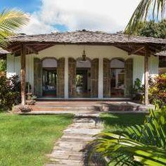 Fachada Principal: Casas rústicas por Vida de Vila