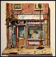 By Tim Prythero | Houses & Shops (1:12 and smaller) | Pinterest