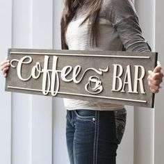 Coffee Signs, Coffee Wood Signs, Coffee Bar Sign, Kitchen Signs, Home Decor Sign. Custom Wood Signs, Rustic Signs, Wooden Signs, Rustic Wood, Coffee Bar Home, Coffee Bar Signs, Custom Cutting Boards, Diy Cutting Board, Wood Monogram