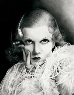 Jean harlow -  Photorealistic Pencil Drawings by France based artist Stan Bossard
