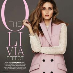 Olivia Palermo for Cosmopolitan Australia June 2015