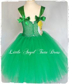 Check out this item in my Etsy shop https://www.etsy.com/uk/listing/256516420/tinkerbell-fairy-tutu-dress-green-fairy