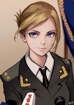 anime Russian army