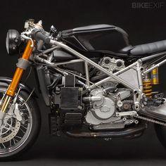 Ducati 999S by Venier Customs
