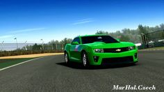 CHEVROLET CAMARO ZL1 - BRANDS HATCH - REAL RACING 3 - ANDROID , iOS GAME...