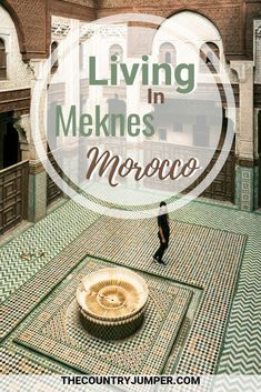 During my time studying abroad I lived in Meknes, Morocco. This was a challenging study abroad experience for me but a learning experience too. Here is my story of studying abroad in Morocco. Africa Destinations, Amazing Destinations, Travel Destinations, Morocco Travel, Africa Travel, Travel Abroad, Travel Tips, African Vacation, Cultural Experience