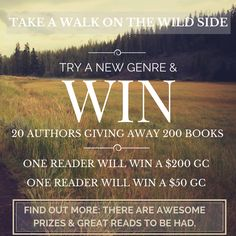 Renee Entress's Blog: [Reader Challenge & Giveaway] Take a Walk on the W...