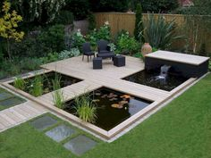 Awesome 15 Modern Garden Design Ideas you Have to Try https://cooarchitecture.com/2017/08/03/15-modern-garden-design-ideas-try/
