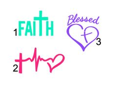 Check out this item in my Etsy shop https://www.etsy.com/listing/249311087/faith-decal-christian-decal-car