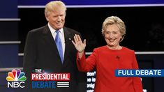 The First Presidential Debate: Hillary Clinton And Donald Trump (Full De...