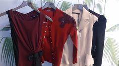 10/7 ファッションの秋!!9~10月はパーソナルショッピングのご依頼が集中します。今日もパーソナルショッピング。パーソナルカラータイプAutumnのお客様のアイテム達。