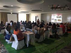 Sesionando en Querétaro curso de Barra de Postres básico