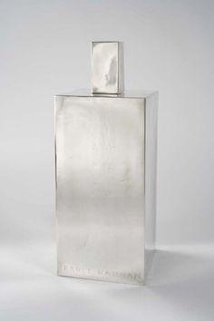 Bruce Nauman 2 silver boxes, 2007