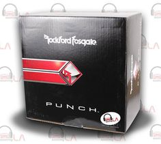 Sourcing-LA: ROCKFORD Fosgate > P3SD412 (punch series) $197.26 ...