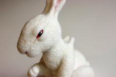 ZOË WILLIAMS Rabbit with key