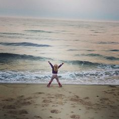 Molly å havet