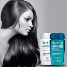 La gama DERMO-CALM, de Kérastase, es la solución para las personas que tienen un cuero #cabelludo sensible, irritado y con problemas de tirantez, picores y descamaciones.  ¡Un gran alivio para el cuero cabelludo sensible!