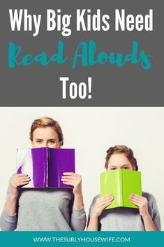 Reading aloud to your children is one way of building strong family bonds. Check out this post for 4 benefits for read alouds and why it is essential for your home and homeschool! Reading At Home, Reading Aloud, Love Reading, Importance Of Reading, Why Read, Kindergarten Books, How To Start Homeschooling, Strong Family, Homeschool High School