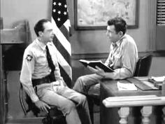 Barney Fife & The Preamble to the Constitution
