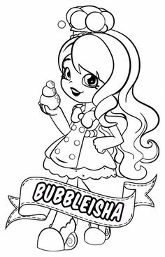 Bubbleisha Shoppies Coloring Pages - Printable Shoppies Coloring Pages Best Picture For Shopkins Coloring Pages unicorn For Your Taste You are looking for Shopkins Coloring Pages Free Printable, Shopkin Coloring Pages, Cute Coloring Pages, Coloring Books, Coloring Stuff, Shopkins Shoppies Jessicake, Shopkins To Colour, Pusheen, Poppy Coloring Page
