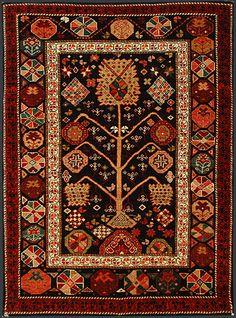 Turkish Tree Of Life Oriental Rug #40082