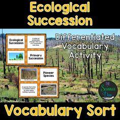 ecological succession grade 7 pdf