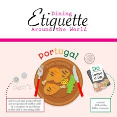 International restaurant ettiquite