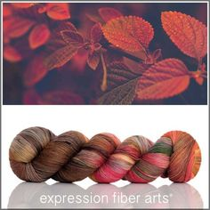 Whispers of fall 'sincere' sock Yarn Bag, Yarn Stash, Crochet Hook Sizes, Crochet Hooks, Weaving Art, Hand Weaving, Crochet Shawl, Knit Crochet, Expression Fiber Arts