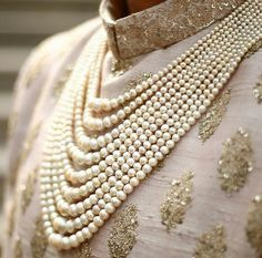 Trendy Groom Jewellery Ideas For All The Dapper Grooms Out There! Sherwani Groom, Wedding Sherwani, Punjabi Wedding, Wedding Wear, Wedding Groom, Farm Wedding, Wedding Couples, Boho Wedding, Wedding Reception